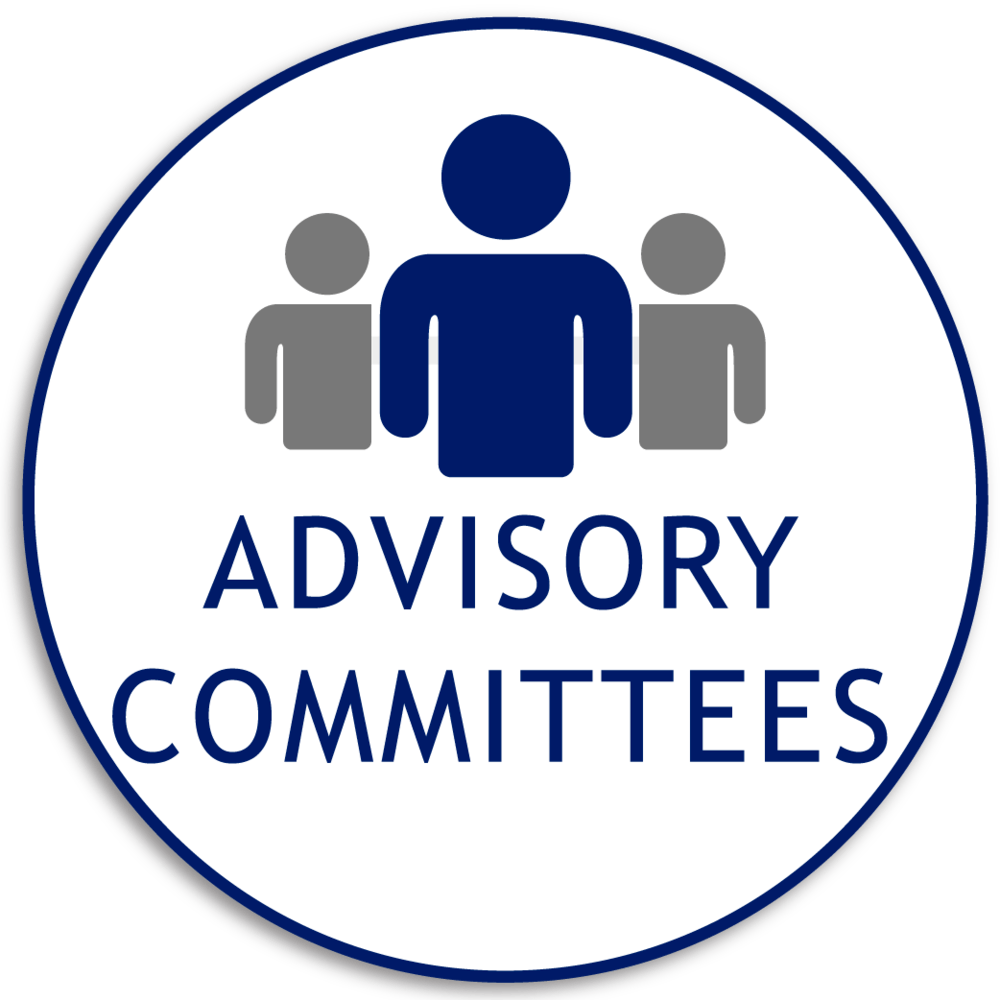 Click for Advisory Committees